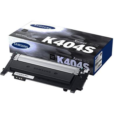 Samsung SU100A CLT-K404S Black Toner Cartridge (1,500 pages)