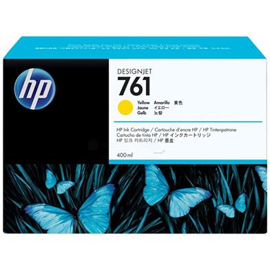 HP CM992A No. 761 Yellow Ink Cartridge (400ml)