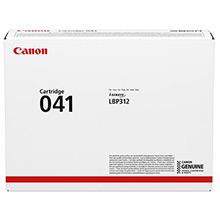 Canon 041 Black Toner Cartridge (10,000 Pages)