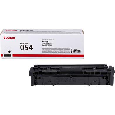 Canon 054 Black Toner Cartridge (1,500 Pages)
