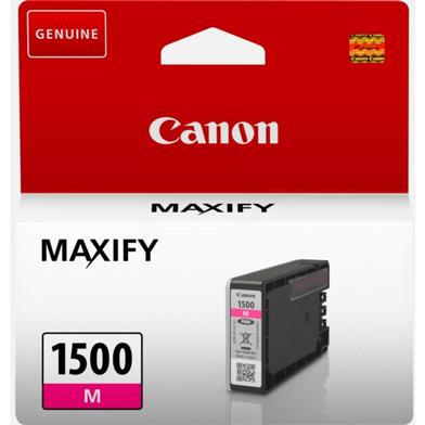 Canon 9230B001 PGI-1500M Magenta Ink Cartridge (300 Pages)