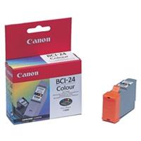 Colour (CMY) BCI-24C Ink Cartridge