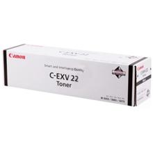 Canon 1872B002 C-EXV22 Black Toner Cartridge (48,000 Pages)