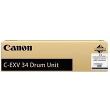 Canon 3786B002 C-EXV34 Black Drum Unit (43,000 Pages)