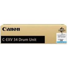 Canon 3787B002 C-EXV34 Cyan Drum Unit (36,000 Pages)