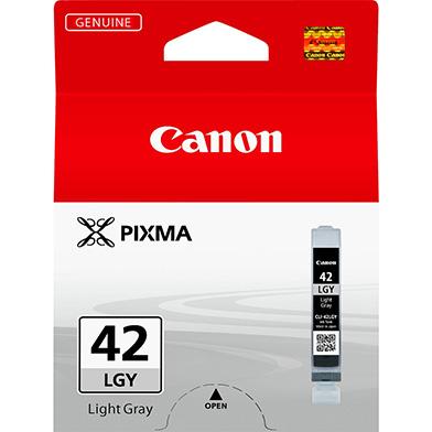 Canon 6391B001 CLI-42LGY Light Grey Ink Cartridge (835 Photos)