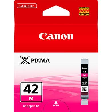 Canon 6386B001 CLI-42M Magenta Ink Cartridge (416 Photos)