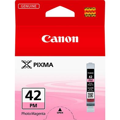 Canon 6389B001 CLI-42PM Photo Magenta Ink Cartridge (169 Photos)