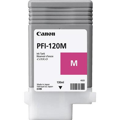 Canon 2887C001 PFI-120M Magenta Ink Cartridge (130ml)