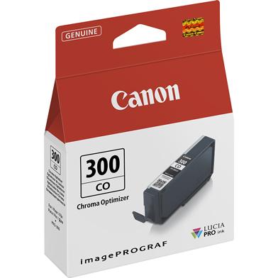 "Canon 4201C001 PFI-300CO Chroma Optimizer Ink Cartridge (272 4x6"" Photos)"
