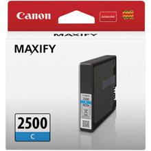 Canon 9301B001 PGI-2500C Cyan Ink Cartridge (700 Pages)