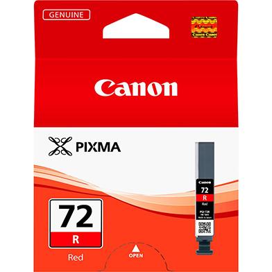Canon 6410B001 PGI-72R Red Ink Cartridge (144 Photos)