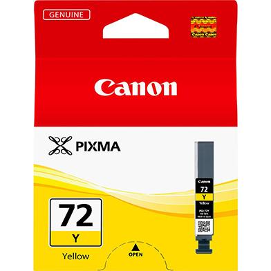 Canon 6406B001 PGI-72Y Yellow Ink Cartridge (85 Photos)