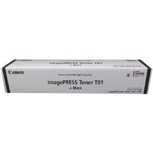 Canon 8066B001 T01 Black Toner Cartridge (56,000 Pages)