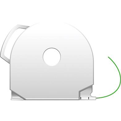 3D Systems 401398-01 CubePro Cartridge PLA Green