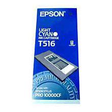Epson C13T516011 Light Cyan T516 Ink Cartridge (500ml)