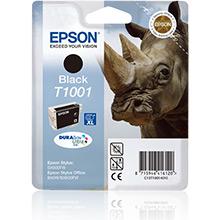 Epson Black T1001 Ink Cartridge (25.9ml)