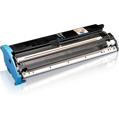 Epson C13S050036 Cyan Toner Cartridge (6,000 Pages)