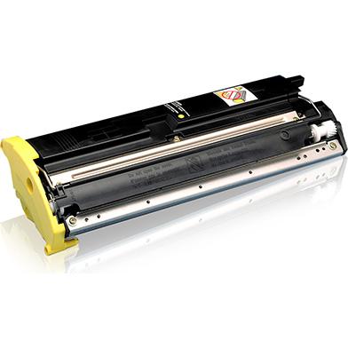Epson C13S050034 Yellow Toner Cartridge (6,000 Pages)