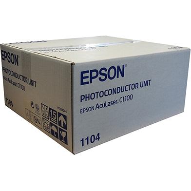 Epson C13S051104 Photoconductor Unit Colour (10,500 Pages) Mono (42,000 Pages)