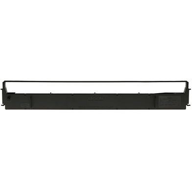 Epson C13S015022 SIDM Black Ribbon Cartridge (2 Million Characters)