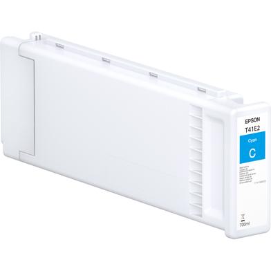 Epson C13T41E240 Cyan UltraChrome XD2 Ink Cartridge (700ml)