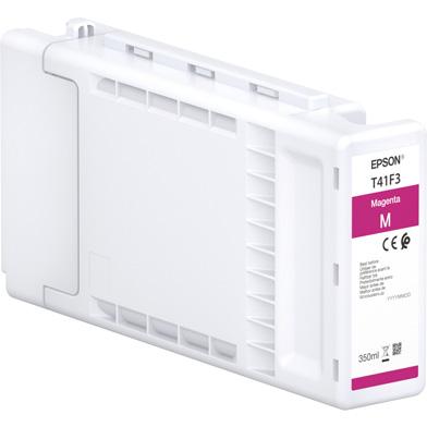 Epson C13T41F340 Singlepack UltraChrome XD2 Magenta Ink Cartridge (350ml)