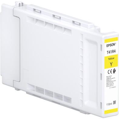 Epson C13T41R440 Singlepack UltraChrome XD2 Yellow Ink Cartridge (110ml)