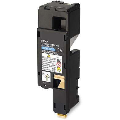 Epson C13S050671 Cyan Toner Cartridge (700 Pages)