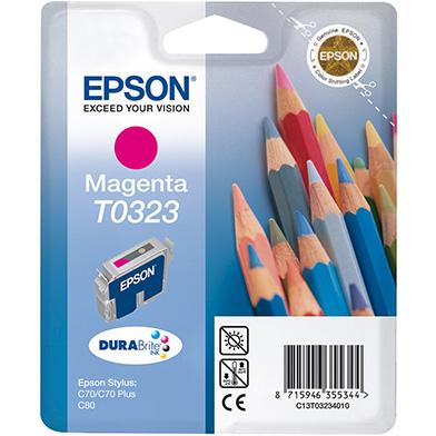 Epson C13T03234010 Magenta T0323 Ink Cartridge (16ml)
