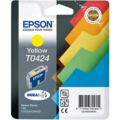 Epson C13T04244010 Yellow T0424 Ink Cartridge (16ml)