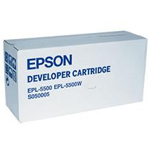 Epson C13S050005 Black Toner Cartridge (3,000 Pages)