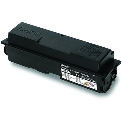 Epson C13S050584 Black High Capacity Return Programme Toner Cartridge (8,000 Pages)