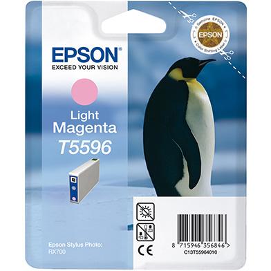 Epson C13T55964010 Light Magenta T5596 Ink Cartridge (13ml)