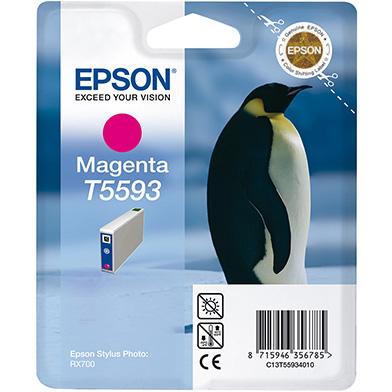 Epson C13T55934010 Magenta T5593 Ink Cartridge (13ml)