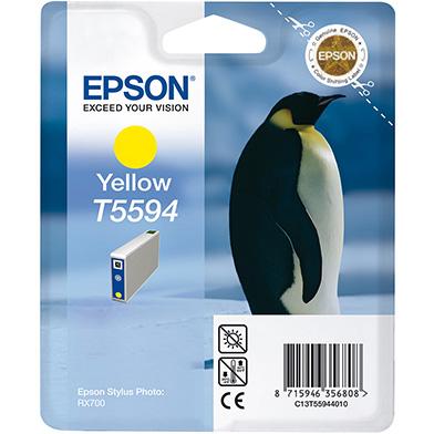 Epson C13T55944010 Yellow T5594 Ink Cartridge (13ml)