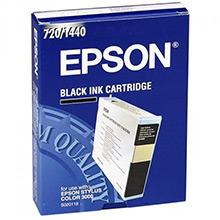 Epson C13S020118 Black Ink Cartridge (110ml)
