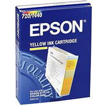 Epson C13S020122 Yellow Ink Cartridge (110ml)