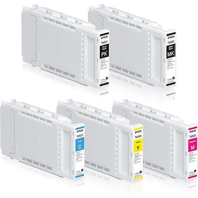 Epson EPST692INKVAL T692 Ink Cartridge Value Pack (110ml x 5)
