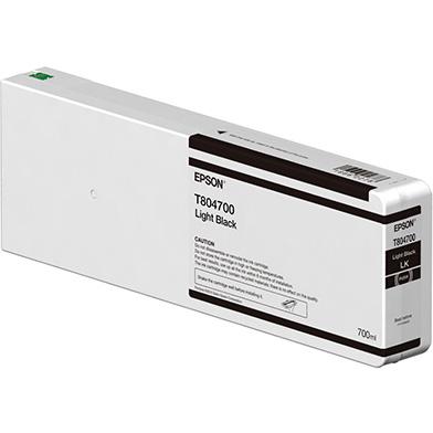 Epson C13T804700 Light Black Ink Cartridge (700ml)