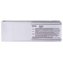 Epson C13T591700 Light Black T5917 Ink Cartridge (700ml)