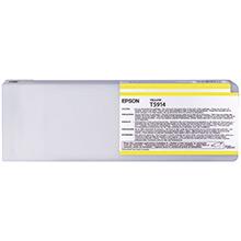 Epson C13T591400 Yellow T5914 Ink Cartridge (700ml)