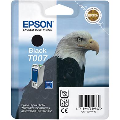 Epson C13T00740110 Black T007 Ink Cartridge (16ml)