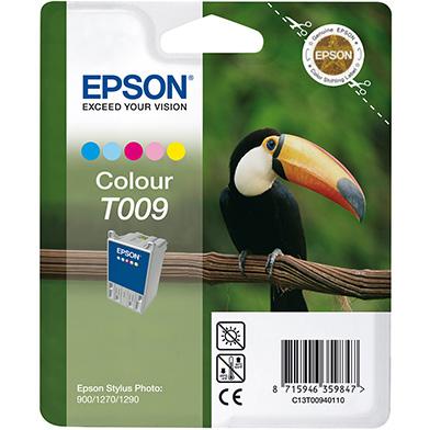 Epson C13T00940110 Epsoon T009 5 Colour Ink Cartridge (66ml)