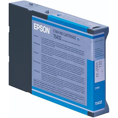 Epson C13T543200 Cyan Ink Cartridge (110ml)