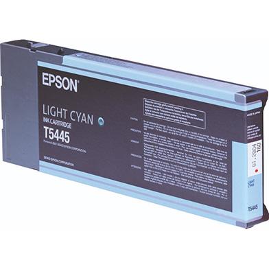 Epson C13T544500 Light Cyan Ink Cartridge (220ml)