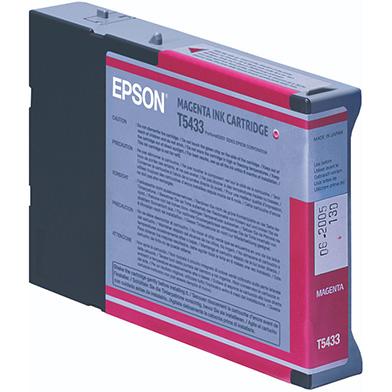 Epson C13T543300 Magenta Ink Cartridge (110ml)