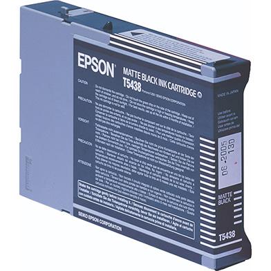 Epson C13T543800 Matte Black Ink Cartridge (110ml)