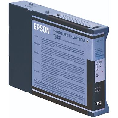 Epson C13T543100 Photo Black Ink Cartridge (110ml)