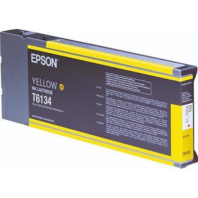 Epson C13T613400 Yellow Ink Cartridge (110ml)